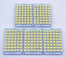5pcs Super Bright 12V White Light 48 LED Piranha LED Panel Board Lighting Lamp