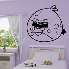 Stickers Mural Angry Birds - Big Red Bird Terence - Choix Taille/couleur