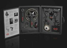 CAMPAGNOLO 80TH ANNIVERSARY SUPER RECORD 11 SPEED CARBON/TITANIUM GROUPSET