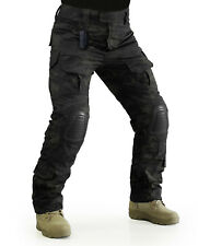 A-TACS FG PC Battle Ripstop Pants Military Uniform Tactical Camo Hunting Pants