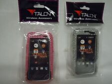 Silicon Sleeve soft with beads -for LG VX8575 chocoloate - Verizon