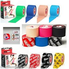 Rocktape Kinesiology Elastic Sports Tape Cross Training Fast Fit Shipment