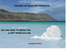 LICENCED DEAD SEA PRODUCTS MUD,SALT,SOAP,LOTION- ACNE,MASK,FACE & BODY