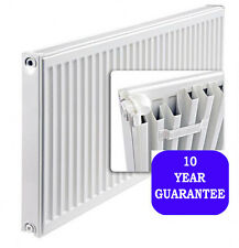Single Panel radiators 400mm High Type 11 Central Heating radiators