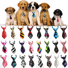 Wholesale Dog Ties Teddy Pet Puppy Pre-tied Necktie Clothes (Pick 50 or 100 PCS)
