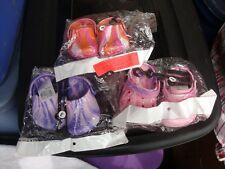 clogs for small toddler  under 5 years old your choice one pair size 3