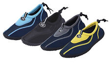Men's Slip on Water Shoes/Aqua Socks/Pool Beach Surf Yoga Dance Exercise, Sizes