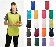 PREMIER WORKWEAR TABARD APRONS WITH POCKETS CLEANING CRAFT HOUSE WORK PR171