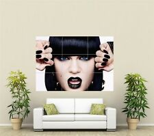 Jessie J Giant XL Section Wall Art Poster M112