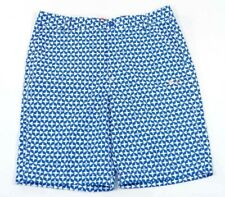 Puma USP Dry Moisture Wicking Blue & White Golf Shorts Mens NWT