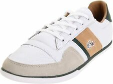 Lacoste BECKLEY Mens Sneaker Fashion Casual Leather White