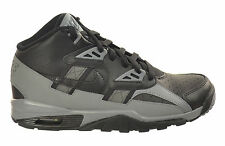 Nike Air Trainer SC (GS) Boys Sneakers Black/Grey-Metallic Silver 579806-003