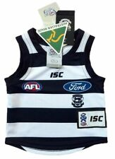Geelong Cats S/S Toddler Jumper Guernsey Pick your Size 0 or 1 BNWT1