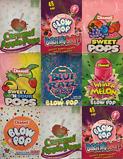Tootsie Charms Blow Pop Lollypops Candy