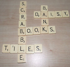 Scrabble - Spare Tiles for replacement or craft Standard, Travel & Junior