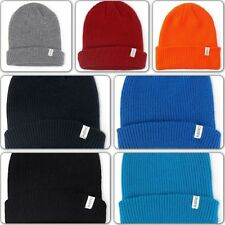 Aeropostale Mens Solid Beanie #9508 Choose Your Color
