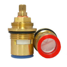 Replacement brass ceramic disc tap valves quarter turn cartridges BATH glands