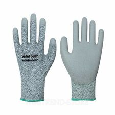 Animal Handling Grooming Gloves with PE Coating HandMax Dyneema Pet Dog Cat Bird