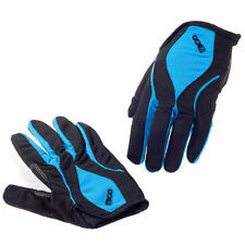 Eigo Full-Finger Sports Cycling Gloves / Mitts / Road / Mountain Bike - Blue