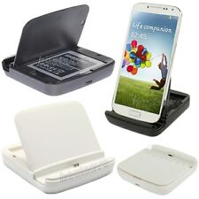 Sync Charging Dock Battery Charger For Samsung Galaxy S3 Note 2 S4 i9500 B0176