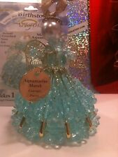 Birthstone Angel Ornament KIT 1 kit (clearance price! dinged packaging)!
