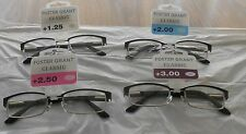 BNWT Foster Grant Classic Molly Premium Reading Glasses Readers -Choose Strength