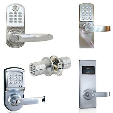 Digital Electronic/Code Card Keyless Keypad Security Entry Door Lock