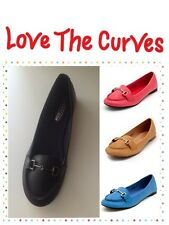 BN Boxed Lovely Buckle Loafers Size 3 - 8