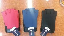 Mens Fingerless Driving Gloves Style # 37733--3 colors Avail.
