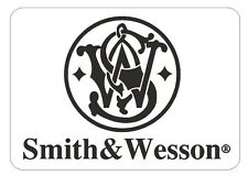 Smith & Wesson Vinyl Decal Sticker USA MADE Gun WEAPON Rifle PISTOL Ammo R223