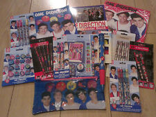 ONE DIRECTION 1D STATIONARY**PENS**ERASERS**PENCILS**BUY ANY 3 GET 1 FREE**LOOK