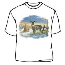 Snow Deer T-Shirt