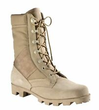 "5057 Rothco 8"" Desert Tan GI Style Speedlace Jungle Boot"