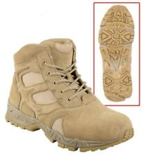 """Boot 6"""" Desert Tan Forced Entry Deployment 5368 Rothco"""