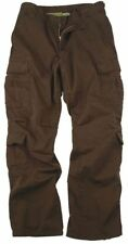 Rothco 2562 Brown Vintage Military Paratrooper Tactical BDU Fatigue Pants