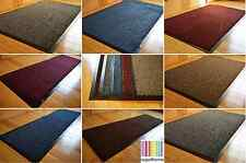 NEW ABSORBANT LARGE SMALL WASHABLE DURABLE NON SLIP BARRIER RUNNER DOOR MAT RUG
