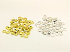 BRIDE & GROOM WINE Glass CHARM Set w/Swarovski Crystal Stones ~Table Decoration~