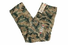 Levis Cargo Elmwood Camo 124620001 - Mens Relaxed Fit Pants Trousers Camouflage