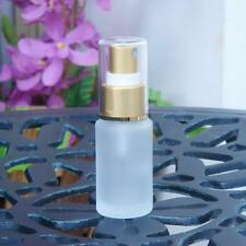 20ml Frosted Glass Bottle Atomizer Perfume Spray /20mm Free Shipping
