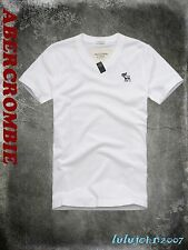 Abercrombie by Hollister Men Bechorn Trail V-neck T-shirt all size new with tag