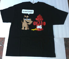 * U MAD BRO?*.... Funny Black T-Shirt