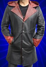 Devil May Cry Vintage Classic Vintage Faux Leather Jacket