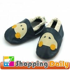 New Baby Infant Newborn Soft Sole Leather Boy Girl Unisex Shoes