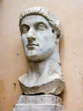 CONSTANTINE THE GREAT GLOSSY POSTER PICTURE PHOTO emperor roman sculpture 1032