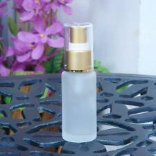3 of 25ml Frosted Glass Bottle Atomizer Perfume Spray /20mm Free Shipping