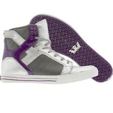 Supra Skytop (grey / purple crackle)