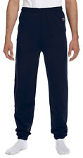 Champion Men's double Needle Banded Bottom Cuffs No Pockets Sweatpant. P900