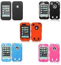 New 18 Colors For Apple Iphone 3 3G 3GS Protective Defender Slim Case Armor