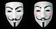 V for Vendetta Anonymous Guy Fawkes Masquerade Halloween EDC Mask