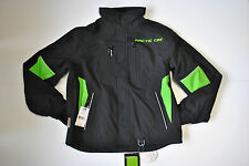 Arctic Cat Men's Black & Green Snowmobile / Winter BOONDOCKER Jacket 5230-47*